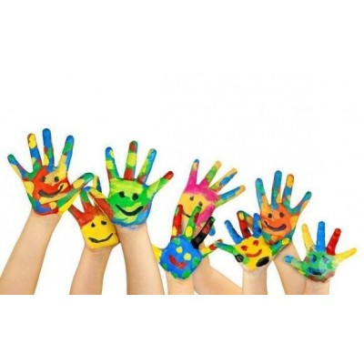 Малювання пальчиками